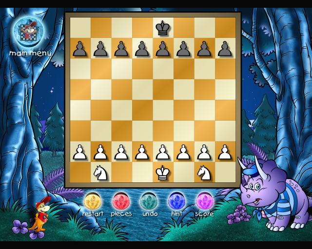 Dinosaur chess review