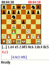 Chess Champion for Symbian