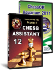 Chess Assistant 12 logotype