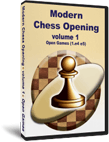 Buy Modern Chess Opening 1: Open Games (1.e4 e5) (CD)