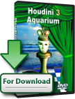 Houdini 3 Aquarium (download)