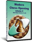 Buy Modern Chess Opening 2: Semi-Open Games (1.e4)