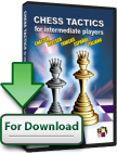 Buy Chess Tactics for intermediate players