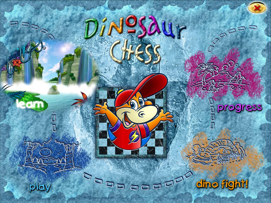 Dinosaur Chess New Chess Software Learn to Play