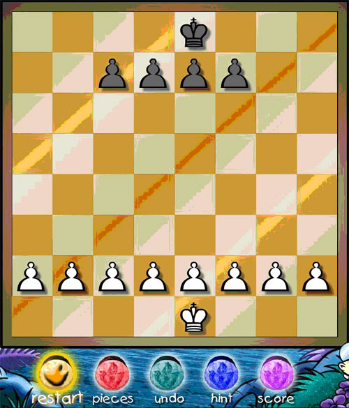 Dinosaur Chess Screenshot