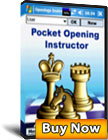 Buy Pocket Chess Opening Instructor