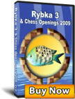 Buy Rybka 3 UCI & Chess Openings 2009