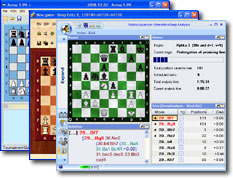 Rybka UCI Screenshot (click to enlarge)