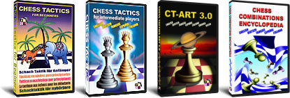 Convekta chess tactics software