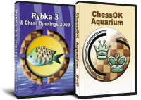Rybka 3 & Chess Openings 2009, ChessOK Aquarium