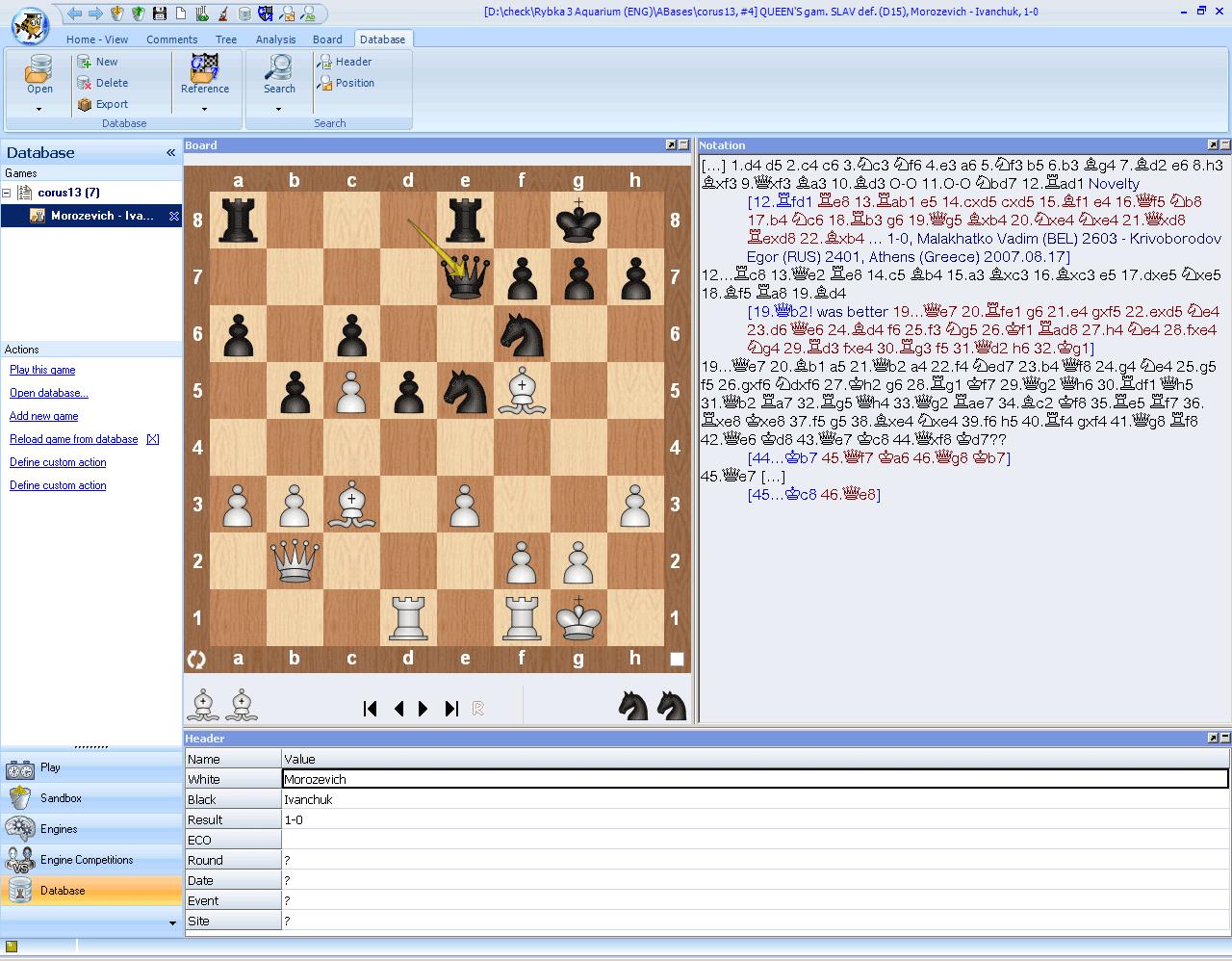 rybka 4 chess engine