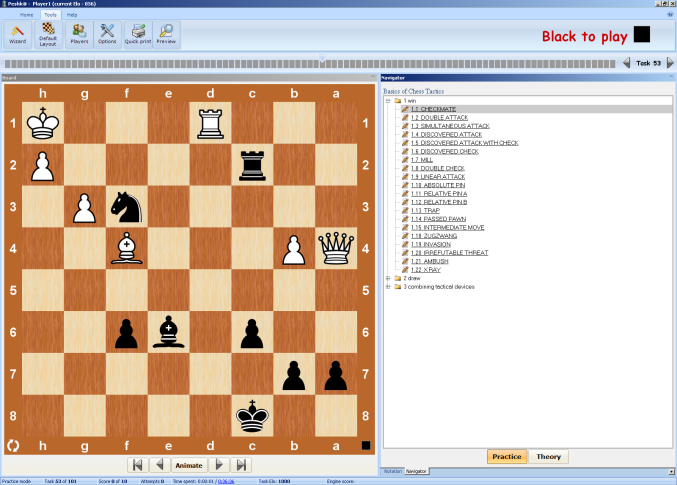 Chess Combinations Encyclopedia (Download) - €8 61 : ChessOK